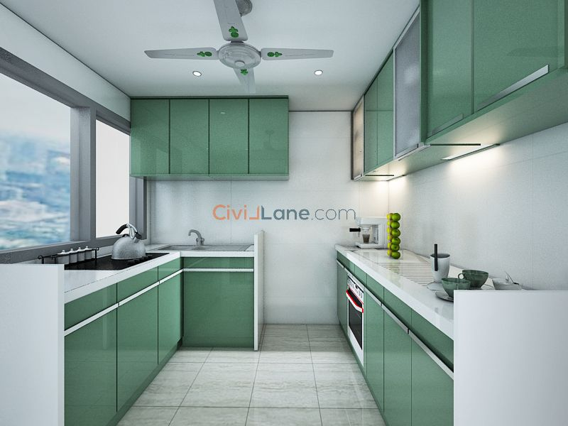 Types Of Finishes In Modular Kitchen Civillane