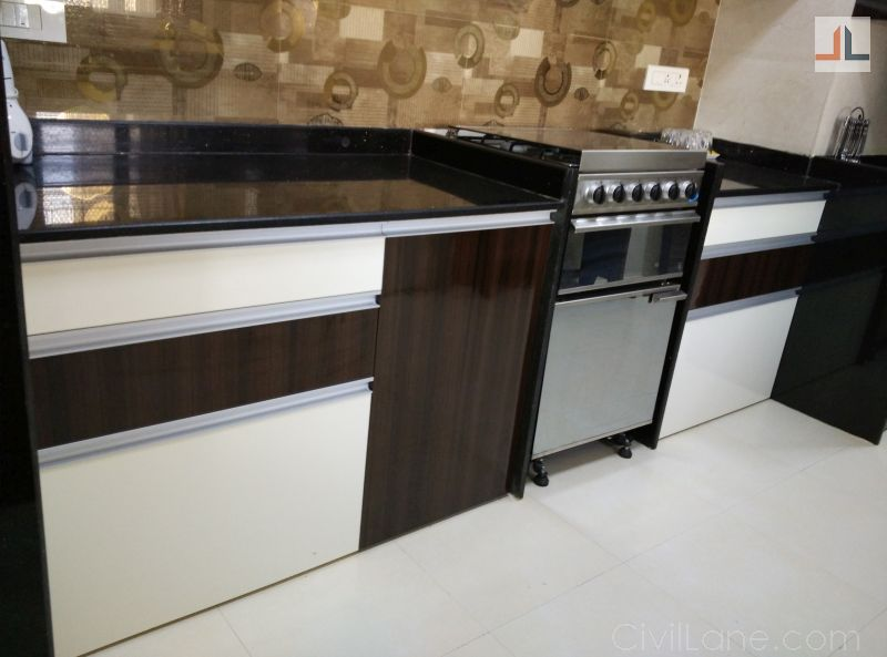 Lovely Modular Kitchen Design Mumbai
