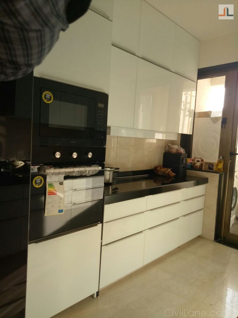 Modular Kitchen Design Mumbai