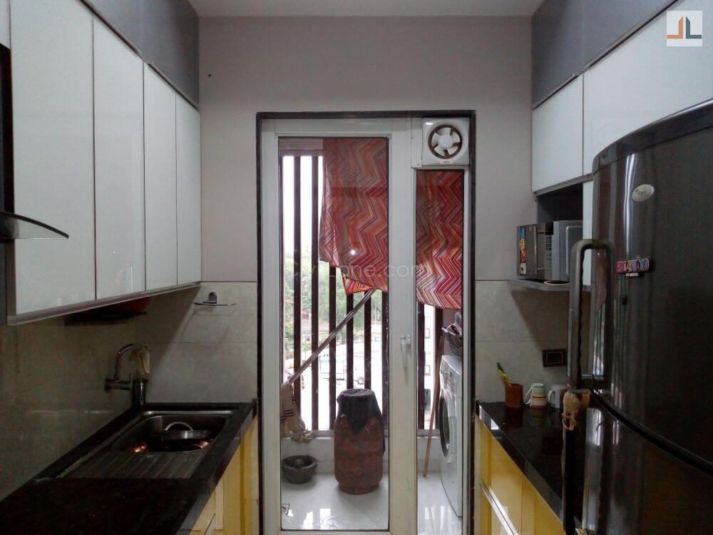 Gundecha Trillium Kandivali Modular Kitchen