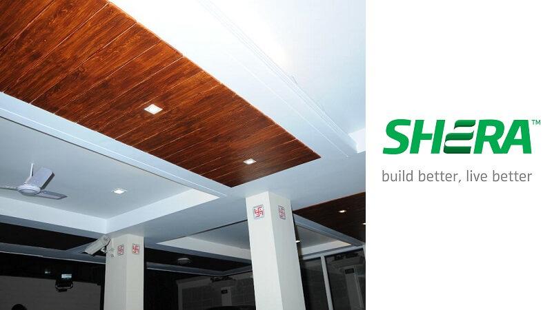 Shera False Ceiling Boards India