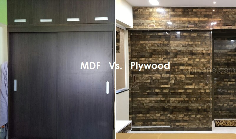 MDF Vs  Plywood Wardrobe - Which One Is Worth Spending