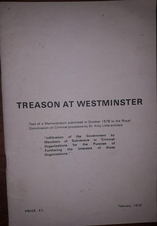 Treason At Westminster