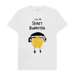YOUR CHANCE TO WIN A SIGNED SECRET BARRISTER T-SHIRT: ONLINE AUCTION STARTS TODAY