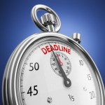 WHAT IS THE APPROPRIATE TEST IF SOMEONE APPLIES  IN ADVANCE TO EXTEND TIME TO COMPLY WITH A PEREMPTORY ORDER? HIGH COURT DECISION