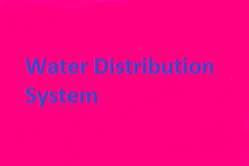 Water Distribution System and its Types