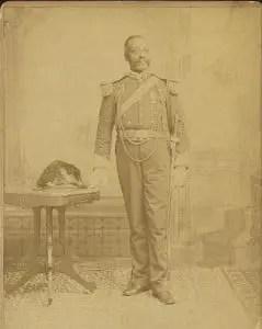 African American Civil War Veteran