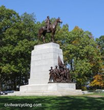 Virginia State Monument and Robert E. Lee