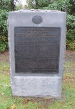 ANV Division HQ Monument