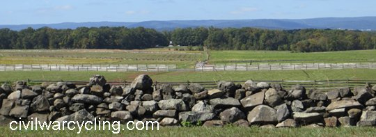 get oriented along Gettysburg Cemetery and Seminary Ridges