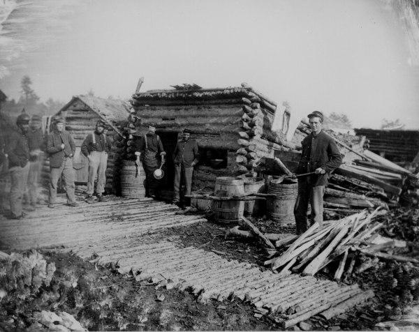 Civil War Photos - Military Life
