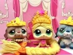Minişler Prenses Krystal 4. Bölüm