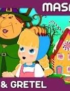 Hansel ve Gretel Çizgi Film Türkçe Masal