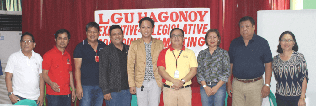 CJC and LGU Hagonoy seals partnership