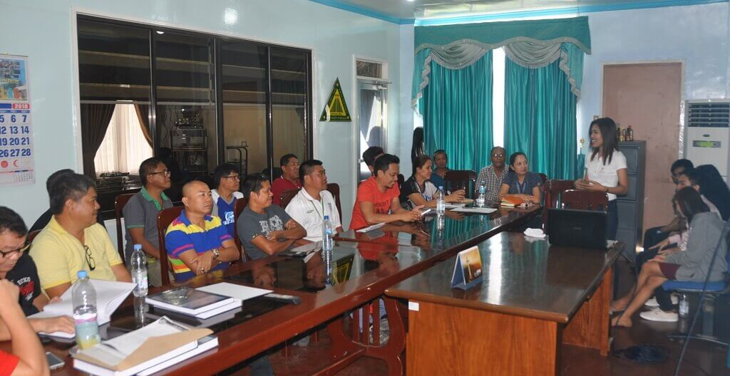 LGU Malalag welcomes Engineering Students' Project Proposals