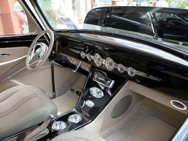 Interior Ford F100 1966 2019