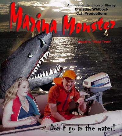 Poster do filme Marina Monster