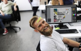 workplace-morale-man-be-happy