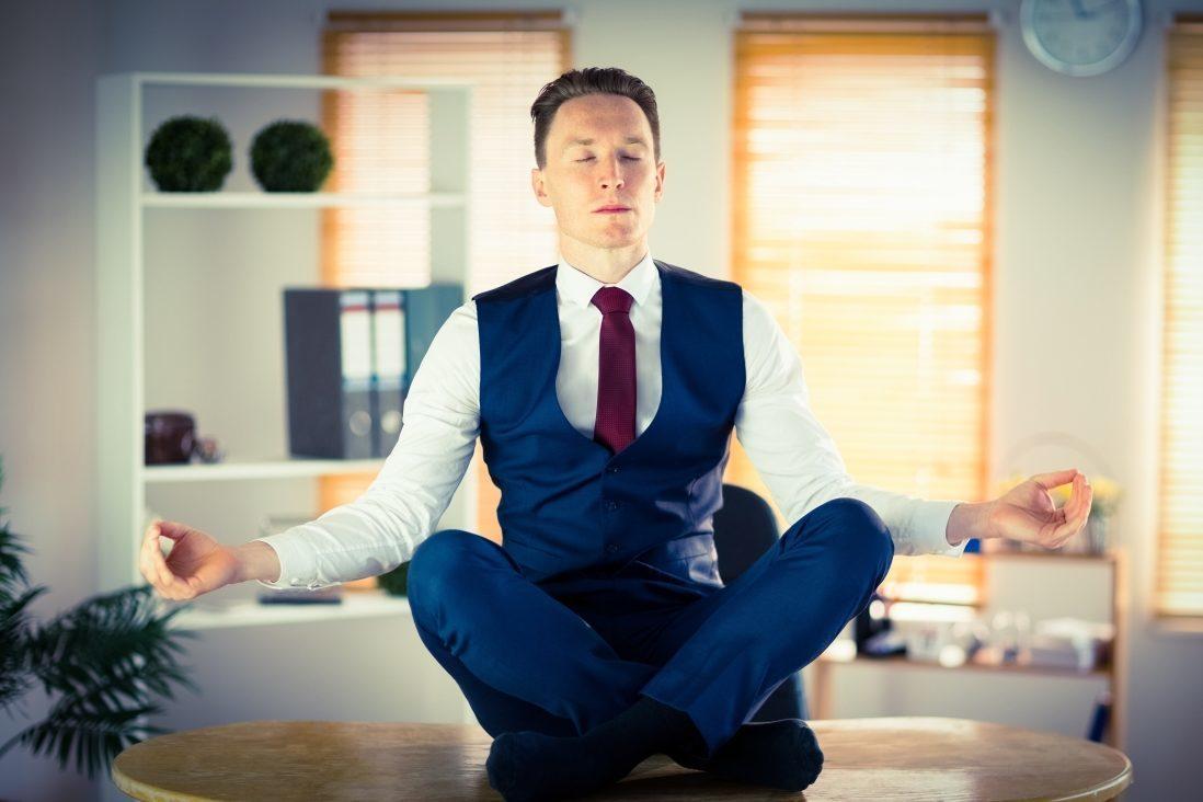 business meditation and mindfulness