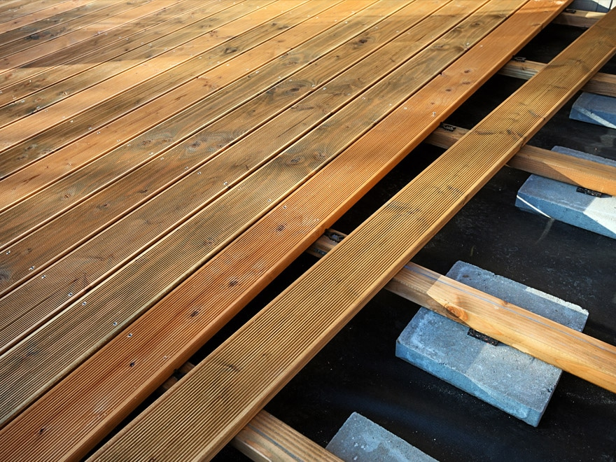 Timber decking Milton Keynes