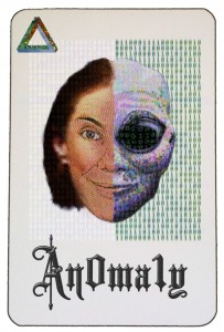 An0ma1y Tarot Card