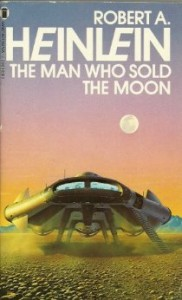 The Man Who Sold the Moon (and other stories), my favourite cover art on this title...