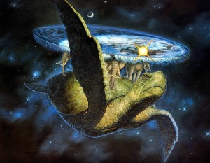 Great A'Tuin by Paul Kirby