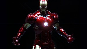 Image of Ironman from the MCU films