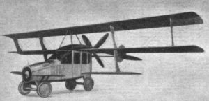 The Curtiss Autoplane 1917