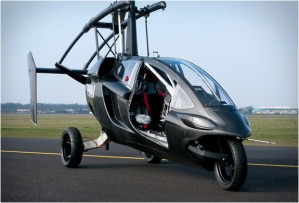 the PAL-V One flying car