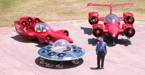 Some of the Moller prototypes