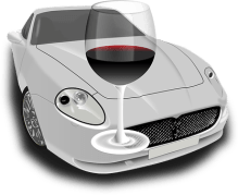 car and wine