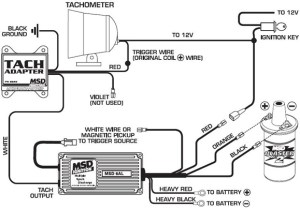 Tach Adapter Wiring Instructions | Mustang Tech Articles