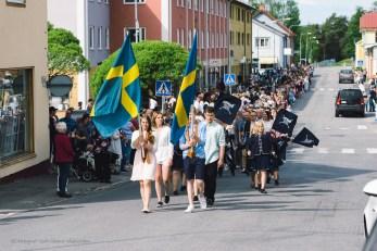 Skolavslutning Åsele