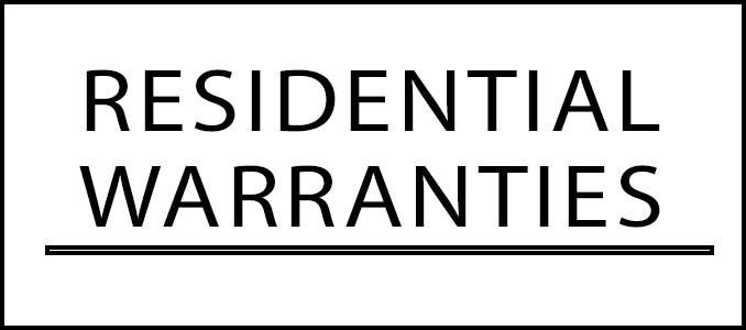 CertainTeed - Residential Warranties