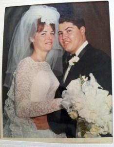 Colleen Mom Dad Wedding