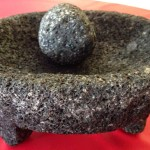 #52Ancestors: My Great Grandmother's Molcajete