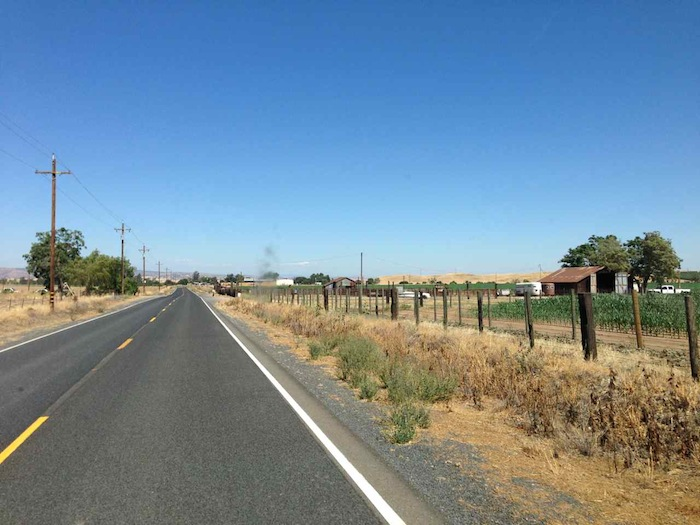 East Sonora Road, Farmington