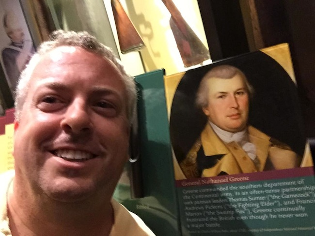 Jeff and Nathanael Greene - Smithsonian