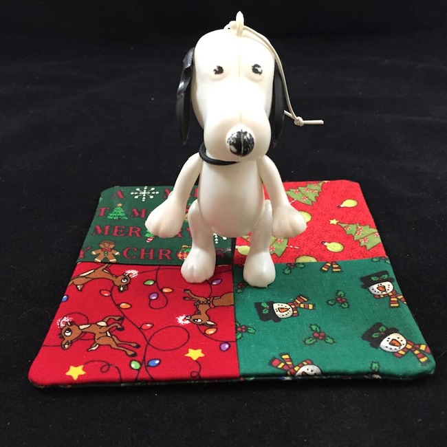 Snoopy Ornament