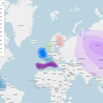 My Bio Family: My Ethnicity Estimates on AncestryDNA vs Family Tree DNA