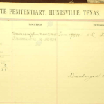 #52Ancestors: 2nd Great-Grandfather William Sanford Fields Imprisoned for Rape in 1898 Texas