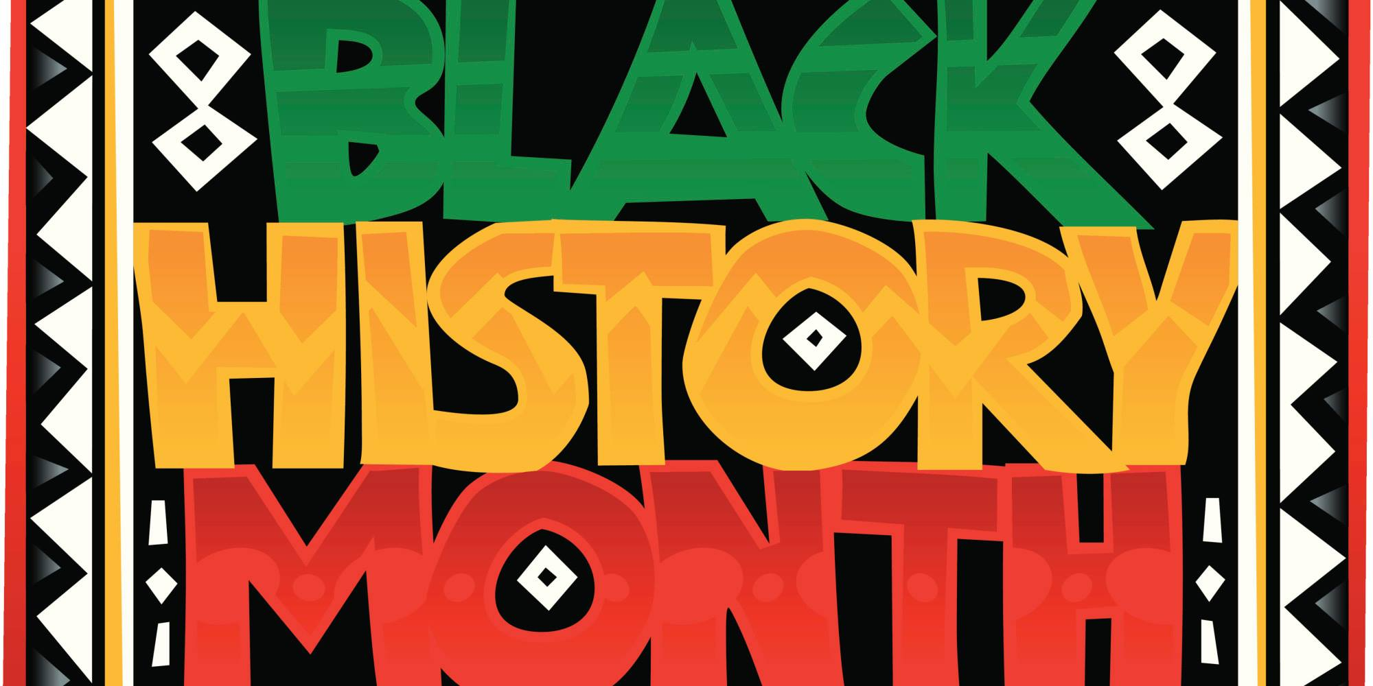 Black History Month Concert And Awards