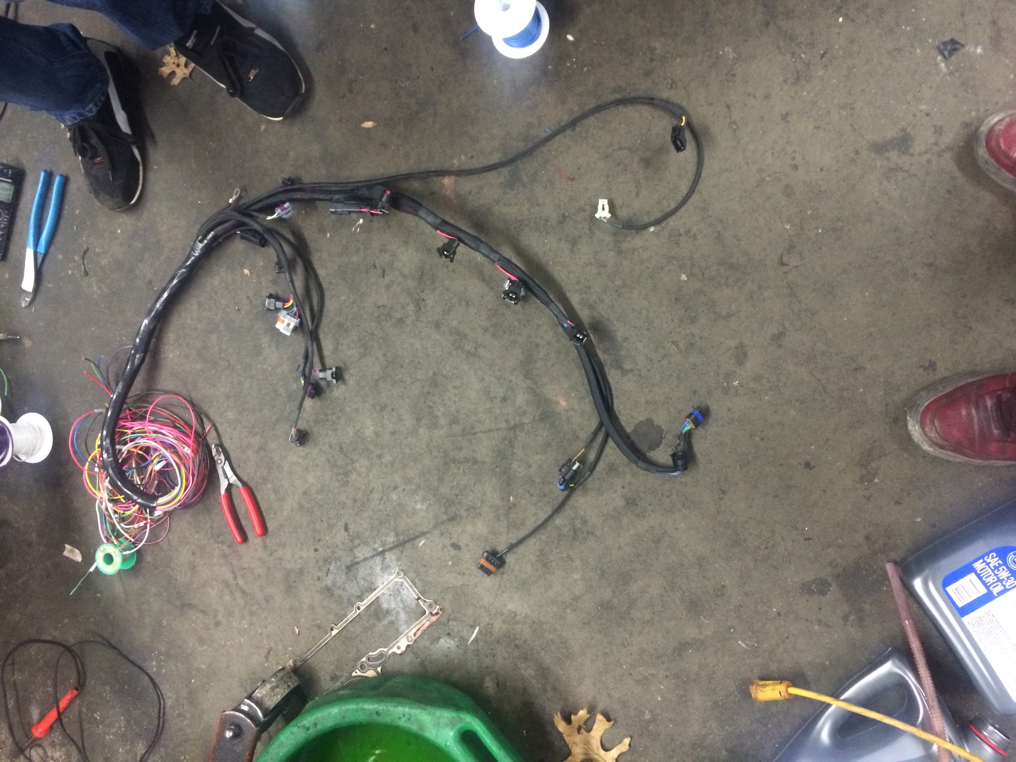 Gm Ls Wiring Harness Library Specialties Com 2 1 Half A Most Of
