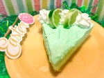 Keto Key Lime Cheesecake