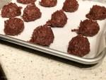 Keto Haystack Cookies NO BAKE