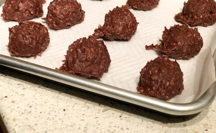 Keto Haystack Cookies (NO BAKE)