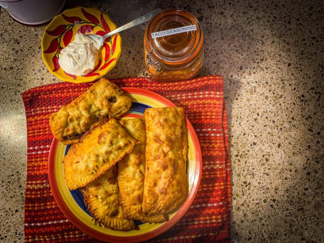 Keto Beef Empanadas - Pockets of Joy