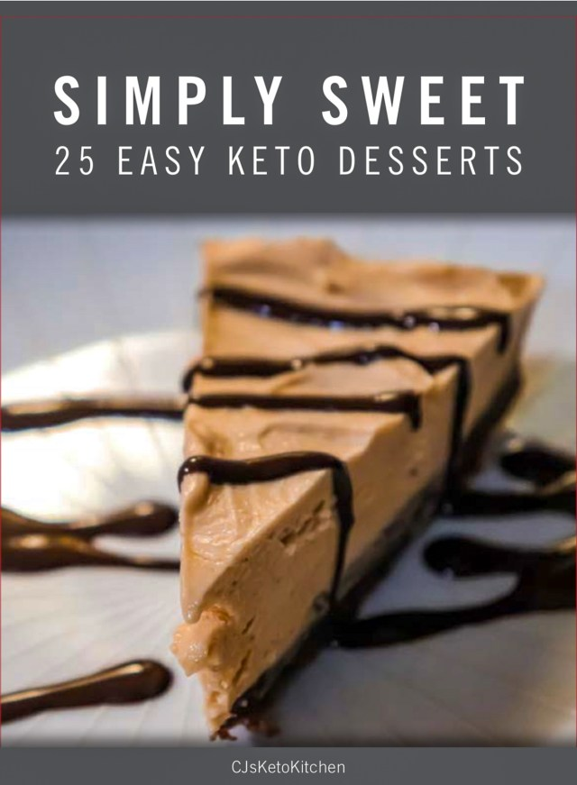 Simply Sweet Cookbook Cover
