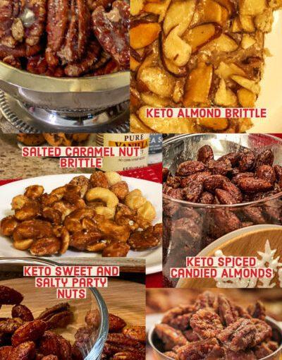 Go nuts for 6 keto nut snacks